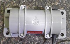 Picture of 24 volt massage motor.